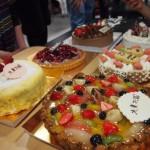 クリスマスケーキ6ホール!美味しそうでしょ(*^_^*)